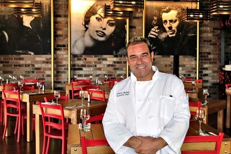 Alberto Baffoni of Mascalzone: Le Marche Chef in Houston | Le Marche and Food | Scoop.it