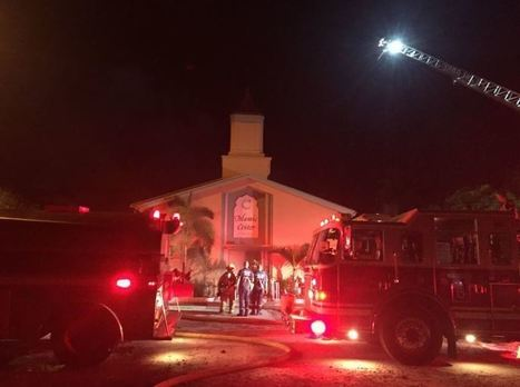 Fire at Fort Pierce mosque where Pulse nightclub killer prayed 'intentionally set,' investigators say | Upsetment | Scoop.it
