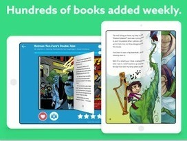 8 Excellent iPad Story Books to Enhance Your Kids Reading Skills ~ Educational Technology and Mobile Learning | Elearning and Mlearning Topics | Scoop.it