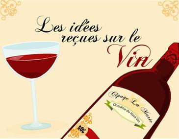 7 idées reçues sur le vin | Ma Cave En France | Scoop.it