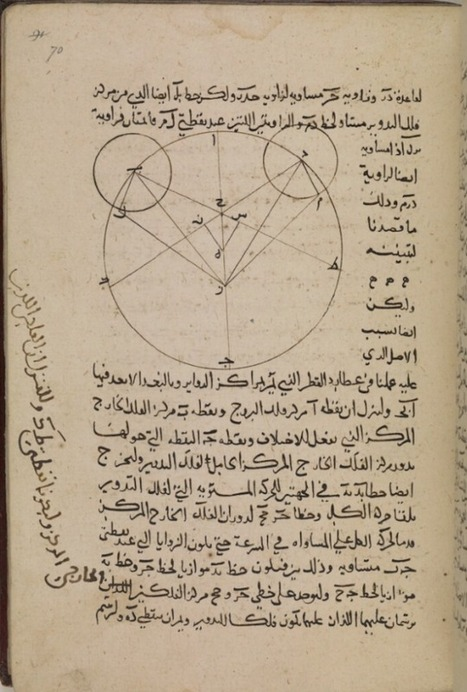 1,000 Years of Scientific Texts From The Islamic World Are Now Online | Mark Strauss | io9.com | Open culture | Scoop.it