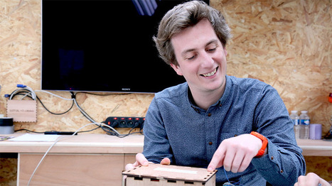 Les fablabs représentent-ils l'avenir des agences ? | FabLab - DIY - 3D printing- Maker | Scoop.it