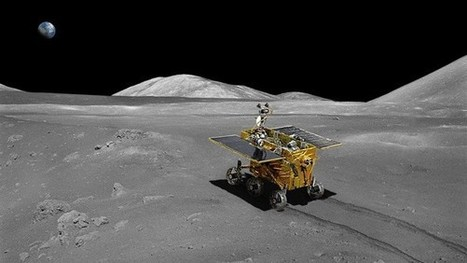 China (Again) Shoots for the Moon | Space versus Oil | Scoop.it