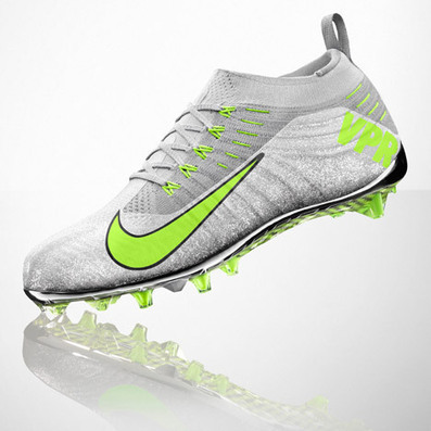 Nike combines Flyknit and 3D-printing for American football boots | Creative_me | Scoop.it
