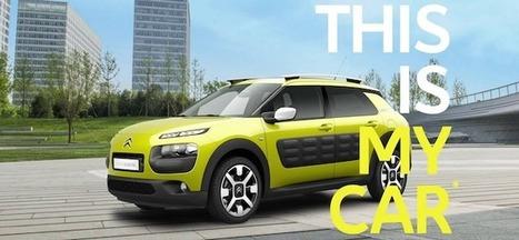 Citroën, initiateur d'un marketing collaboratif et audacieux | BrandsMarques | Scoop.it
