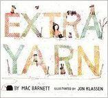 Teach Mentor Texts: Extra Yarn | Fiber Arts | Scoop.it
