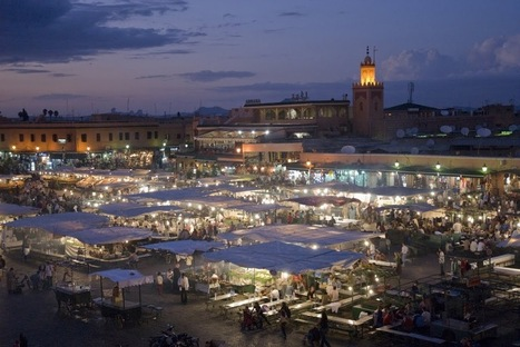 Transfer from Marrakech Airport to Marrakech Medina Hotels | Marrakech Airport taxis | Scoop.it