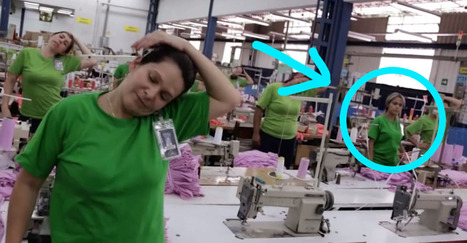 Here's Your Chance: Meet The Women Who Make Clothes Like Yours Day In And Day Out | Humanity | Scoop.it
