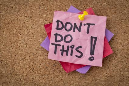 Not todolist : la liste de tâches à ne pas faire pour maintenir sa productivité | entrepreneuriat au féminin | Scoop.it