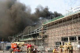 HCS Safety - New Tri-County Police Training Facility Goes Up In Flames | Health and Safety Consultants | Scoop.it