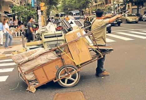 ARGENTINA: Proyecto para reciclar envases, residuos y promover la inclusión social | De #Residuos y la #EconomíaCircular... | Scoop.it