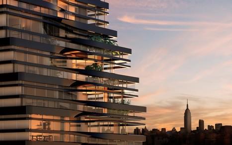 New York (2007) - Five Franklin Place by UNStudio | Arquitectura - Buenas Prácticas | Scoop.it