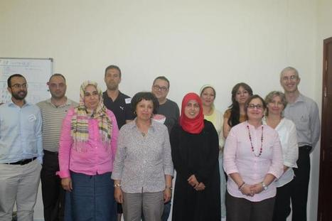 iEARN Arabia _ Meeting | Group Photo @ReachouttoAsia | iEARN in Action | Scoop.it