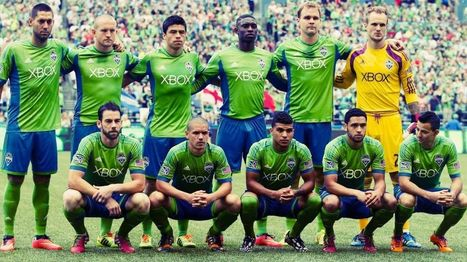 The Seattle Sounders Football Club scores big with wearable technology - TechRadar UK | Open Innovation and Business Intelligence | Scoop.it
