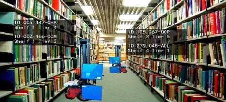 Alerte : des robots bibliothécaires envahissent les bibliothèques de Singapour | Une nouvelle civilisation de Robots | Scoop.it