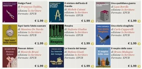 Le copertine dei libri rinascono sul web | Diventa editore di te stesso | Scoop.it