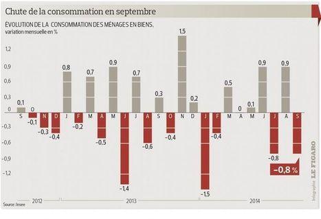 La consommation des Français évolue de plus en plus en dents de ... - Le Figaro | Indicateurs conso | Scoop.it