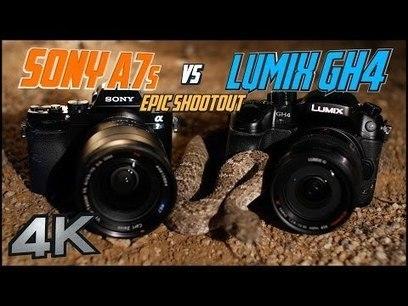 Sony A7s vs GH4 Epic 4k Shootout - nonlinear post | postproduction | Scoop.it