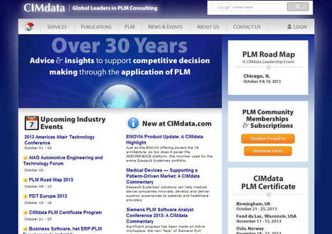 CIMdata Expands of Simulation, Analysis, Systems Engineering ...   Systems Engineering   Scoop.it