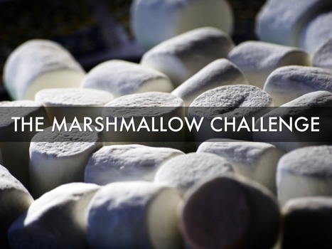 The Marshmallow Challenge [Video] | Surprises ! Innovations et objets connectés pour le commerce | Scoop.it