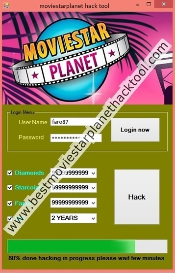 moviestarplanet hack tool success in moviestarplant game   moviestarplanet   Scoop.it