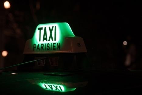 """[Taxi/VTC] Le nombre de retraits d'activité des taxis parisiens en hausse depuis 1 an - Maddyness   """"green business""""   Scoop.it"""