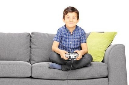Can Video Games Teach Your Child to Be a Better Person? ~ Yahoo! Tech | :: The 4th Era :: | Scoop.it