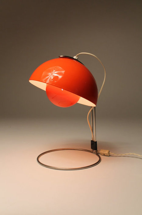 lamp by Louis Poulsen Denmark | whats been spotted on etsy today? | Scoop.it
