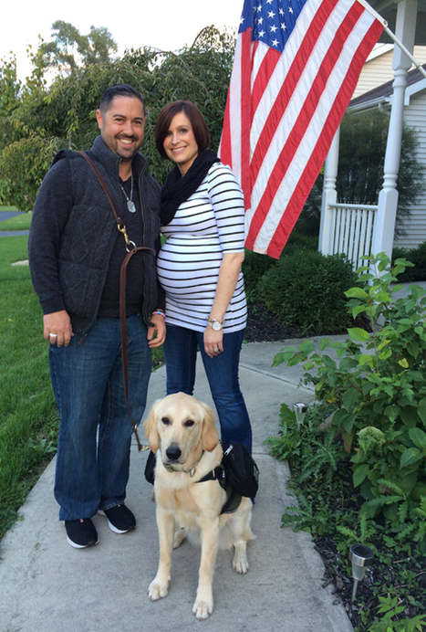 WITH VIDEO: Man's best friend helps manage PTSD   Veterans Affairs and Veterans News from HadIt.com   Scoop.it