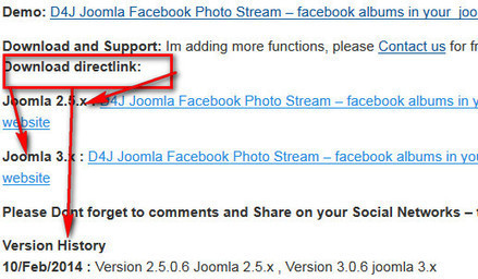 » How to installation D4J Joomla Facebook Photo Stream component for your websiteJoomla responsive templates | Joomla responsive template | Scoop.it