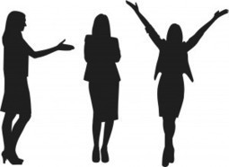 4 Traits That Make Women Awesome Leaders | Soup for thought | Scoop.it
