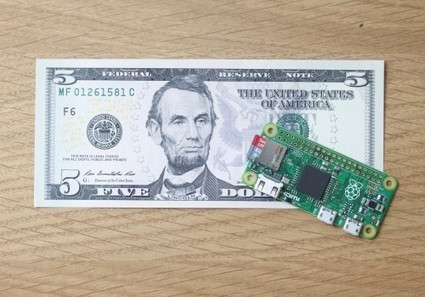 Raspberry Pi Zero: the $5 computer - Raspberry Pi | 100% e-Media | Scoop.it