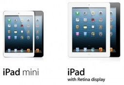 Taking a closer look at the iPad Mini | iPhones and Apple Tech | Scoop.it