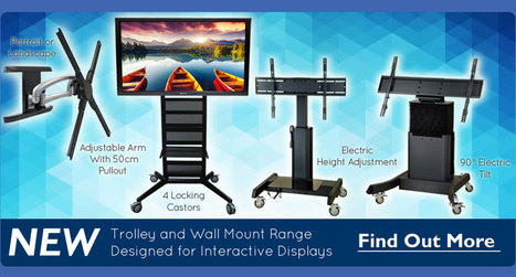 Interactive Whiteboards, Visualisers, LED Touch Screens in UK, Audience Response Systems, ICT Equipment Manufacturer and Supplier   Genee World Ltd.   Scoop.it