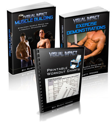 Visual Impact Muscle Building | FITNESS AND WEIGHT LOSS | Scoop.it