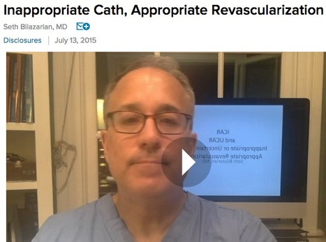 Inappropriate Cath, Appropriate Revascularization | Heart and Vascular Health | Scoop.it