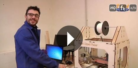 VIDEO. Ouverture du Fab Lab de Mozinor à Montreuil | TVM Est Parisien | Fablab | Scoop.it