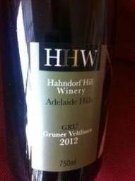 Hahndorf Hill Gruner Veltliner 2012 « Wining Pom | Grüner Veltliner & More | Scoop.it