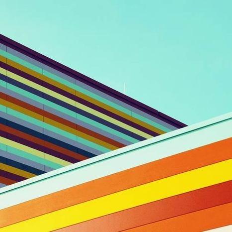 Spektrum – Les photographies minimalistes et colorées de Matthias Heiderich | Photographier le monde | Scoop.it