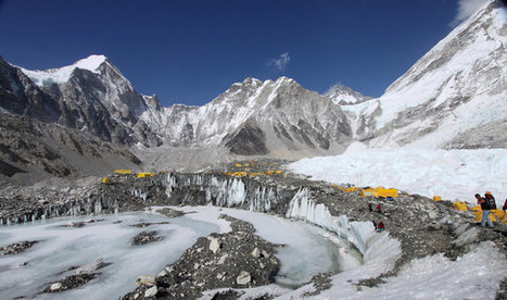 Climate Model Suggests 99% of Everest Glaciers Could Disappear By End of Century | Amazing Science | Scoop.it