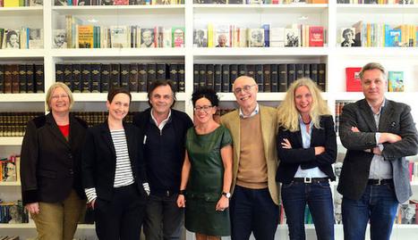 Première sélection pour le Prix du Livre Allemand 2015 | livres allemands -  littérature allemande - livres sur l'Allemagne | Scoop.it