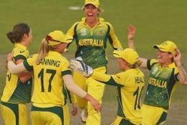 Australia into women's T20 final | Australia's global links | Scoop.it