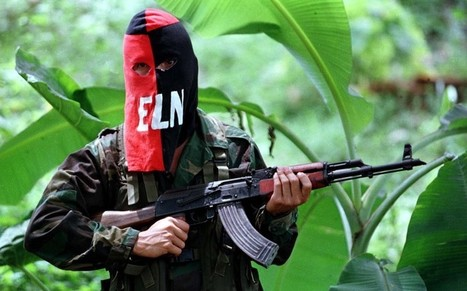 Army blame leftist guerrillas as Colombia's largest oil pipeline is attacked - Telegraph.co.uk | SecureOil | Scoop.it