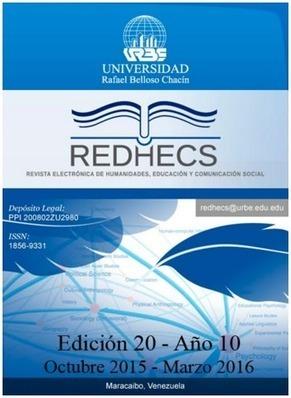 Revista REDHECS:  Edición 20 AÑO 10, OCTUBRE 2015 - MARZO 2016 | RedDOLAC | Scoop.it