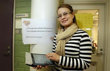 Opettajat tarvitsevat mobiilioppia | Tablet opetuksessa | Scoop.it