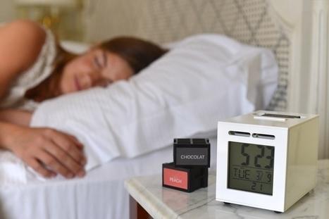 Despertador com cheiro: Acorda com aroma a chocolate | Criatividade, inovação, marketing | Scoop.it