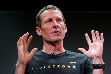 Armstrong Dropped by Nike, Steps Down as Livestrong Chairman | Sports Ethics Magazine | Scoop.it