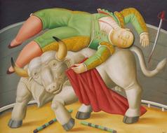 Fernando Botero. Una celebraciónen el Museo del Palacio de Bellas Artes - Artes e Historia México | Mexico | Scoop.it