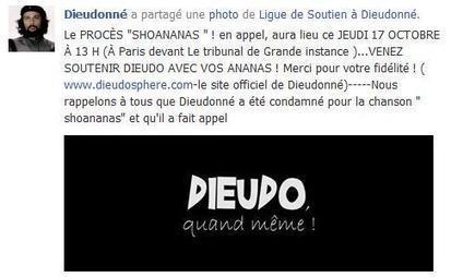Demain, le Procès ! Apportez vos ananas... (jeudi 17/10/2013 à 13H, TGI de Paris - métro cité) | Toute l'actus | Scoop.it