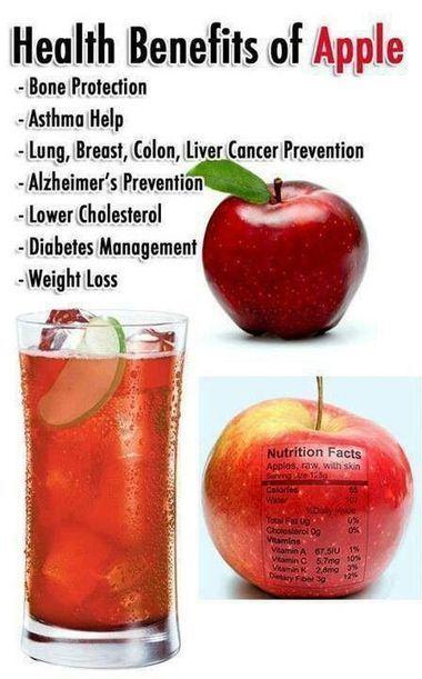 Health benefits of Apple   Health   Scoop.it